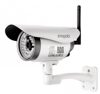 IP Camera Settings Suggested ONVIF settings (Zmodo/ZP-IBH13-P, CS