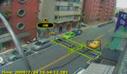 Detecting parking violation with intelligent video